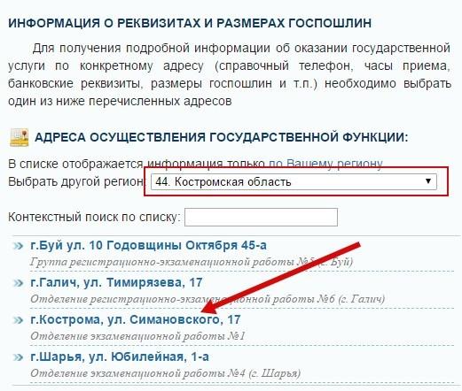 Водительские справки в Москве Пресненский адреса